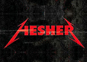 Title Card from the movie Hesher