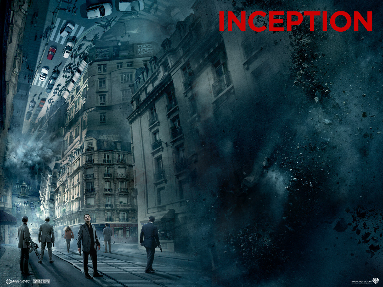 Inception (2010) Blu-ray