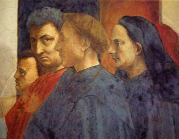 Masaccio_Artists_Faces_SPeter_Enthroned_BR