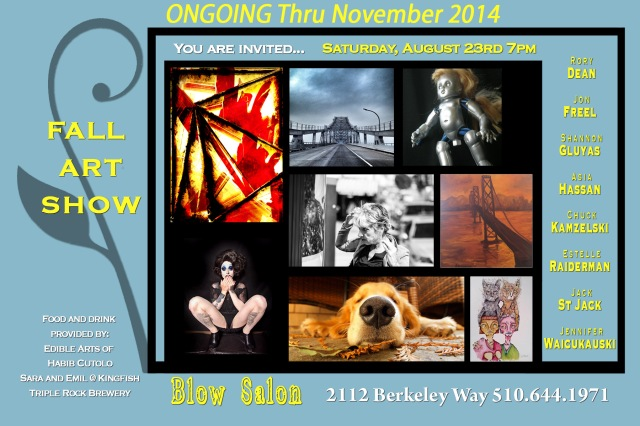BlowSalonGalleryShowAug2014v5ongoing